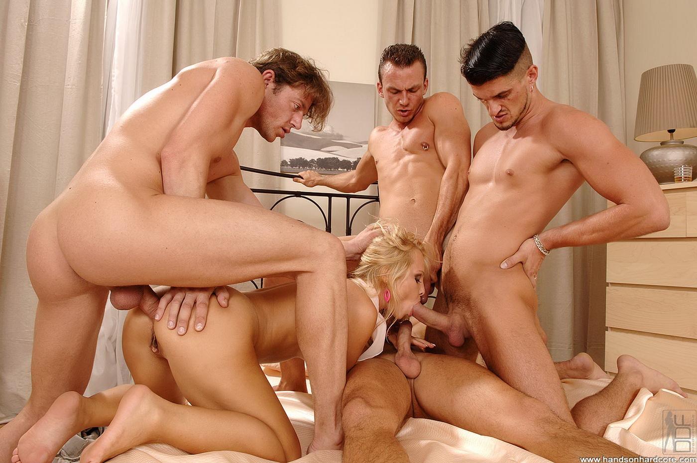 Порно Группа Много