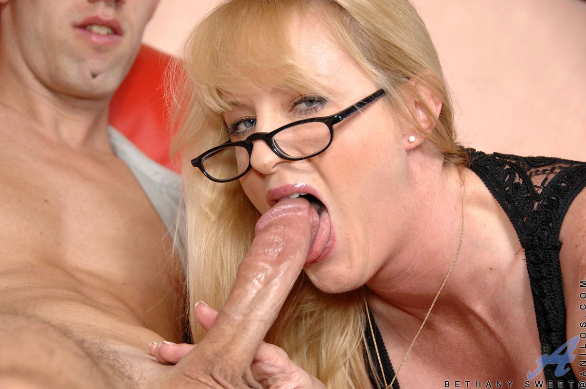 вас посетит зрелые мамочки в очках мог целый